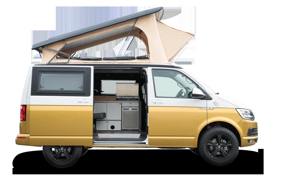 vw-t6-campingbus-gelb